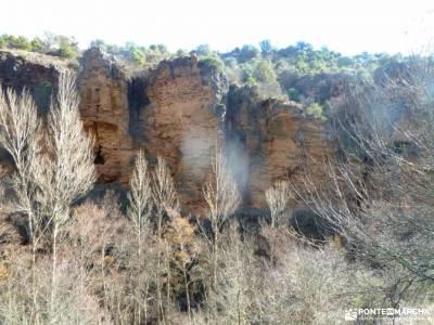 Monasterio Bonaval,Cañón del Jarama; parque natural de monfrague rutas de toledo parque de monfrag